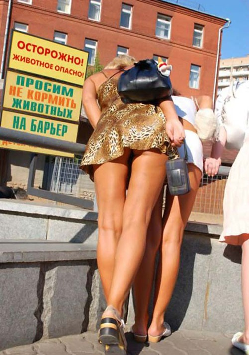 колготки  UPSKIRT CLUB  Под юбкой малолетки без