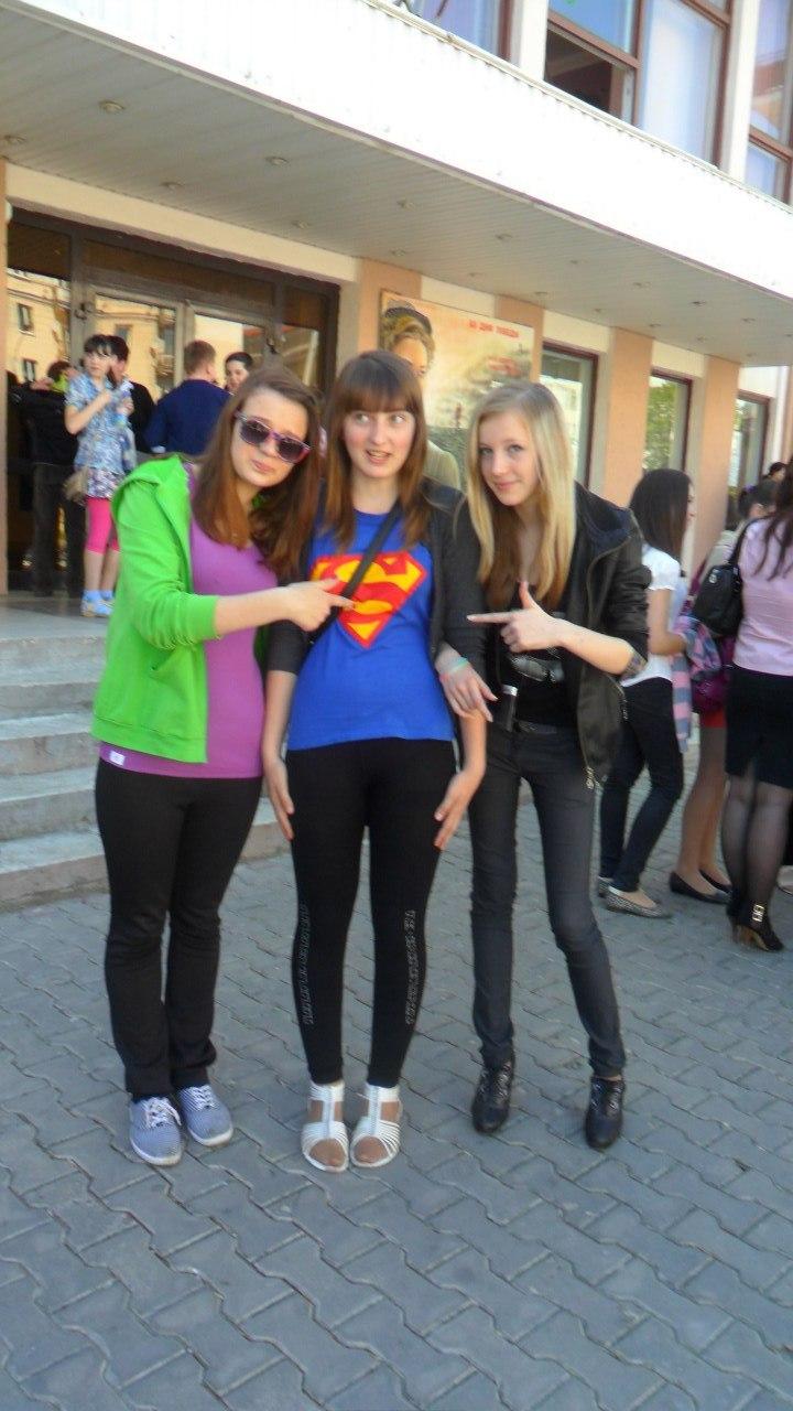 Выпускницы Эро Фото